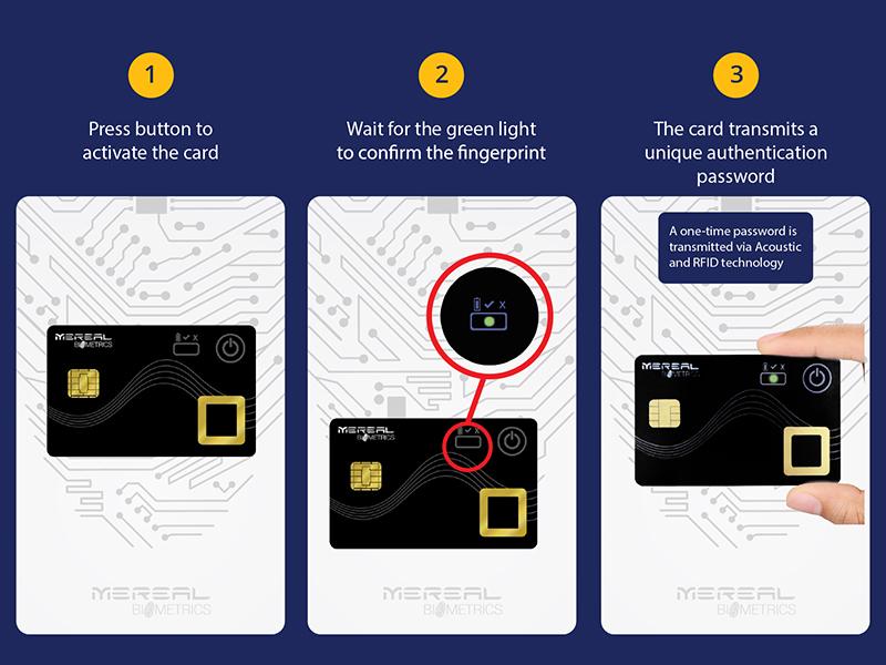 MeReal Cards and Card Products, Biometrics, Hong Kong